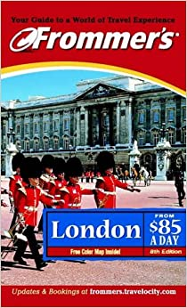 Book Frommer's London from $85 a Day 2002 (Frommer′s $ A Day)