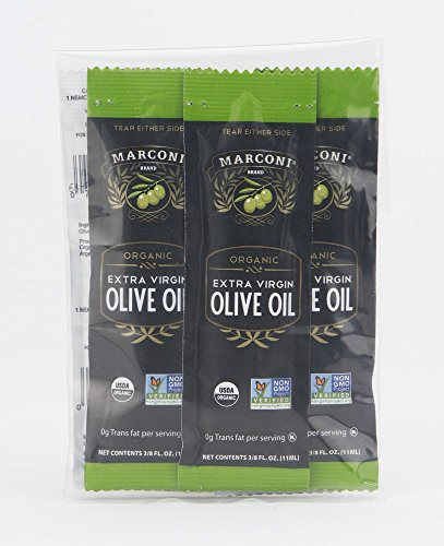 (Backpacker's Pantry 11ml Olive Oil Packets (6 Pack), (Packaging May Vary)​)