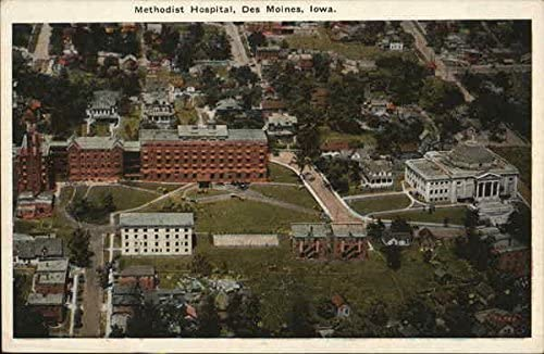 Methodist Hospital Des Moines Iowa Ia Original Vintage Postcard At Amazon S Entertainment Collectibles Store