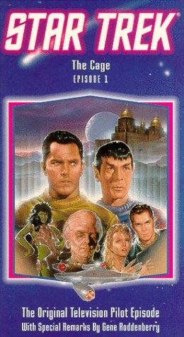 Star Trek - The Original Series: The Cage (Pilot) [VHS]