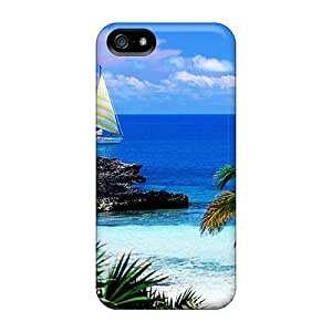 Durable Case For The Iphone 5/5s- Eco-friendly Retail Packaging(eleuthera Point Harbour Isl Bahamas)