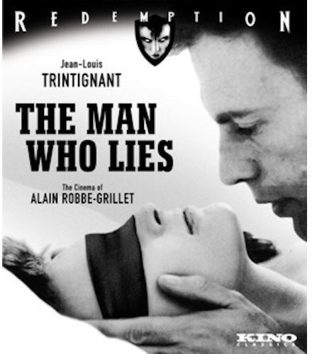 The Man Who Lies [Blu-ray]