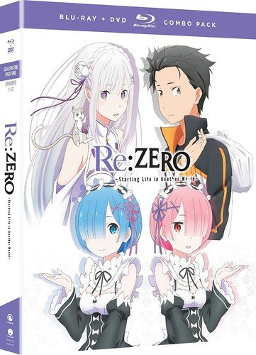 Re:ZERO: Starting Life in Another World - Season One Part One [Blu-ray]
