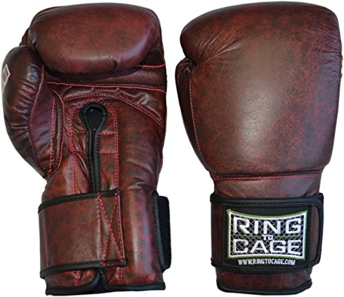 Deluxe MiM Foam Sparring Boxing Gloves