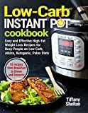 Low-Carb Instant Pot Cookbook: Easy and Effective