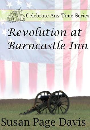book cover of Revolution at Barncastle Inn