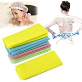 Giggly Wash Towel For Healthy Bath (GREEN)