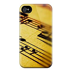 Sanp On Cases Covers Protector Samsung Galaxy S6 (music Notes On Sheet Music)