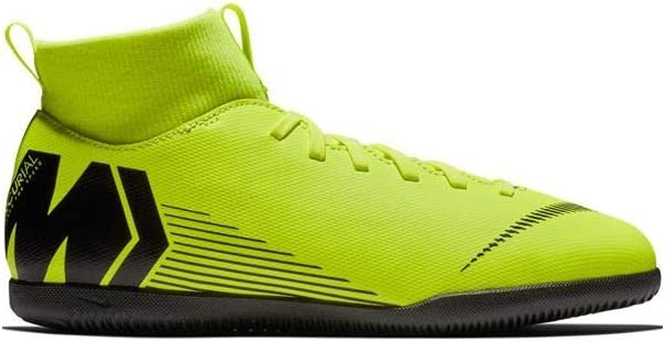 Goma de dinero pedir Indica  Nike Football Boots Sala Mercurial Superfly Series Smooth Sole Yellow  Fluor/Black Child, Yellow/Black, 33.5: Amazon.co.uk: Sports & Outdoors