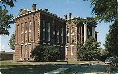 Centre College Danville, Kentucky Original Vintage Postcard