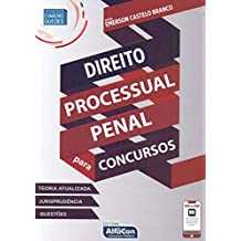 Direito Processual Penal Para Concurso
