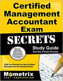 Certified Management Accountant Secrets Study product image