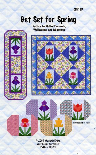 Quilted Placemat Patterns - 8