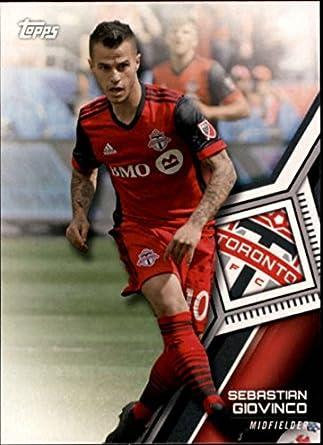 f6de70410 Amazon.com  2018 Topps MLS  100 Sebastian Giovinco NM-MT ...
