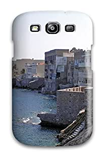 Best 5489574K58804293 New Arrival Premium S3 Case Cover For Galaxy (living By The Sea)