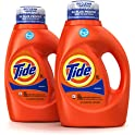 2 Count Tide Original Liquid Laundry Detergent