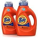 2 Count Tide Original Liquid Laundry Detergent