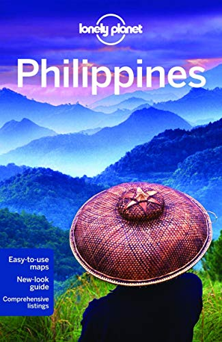 Lonely Planet Philippines (Travel Guide) (Best Gulf Island To Visit)