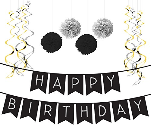 birthday-party-pack-black-silver-happy-birthday-bunting-poms-and-swirls-pack-birthday-decorations-21