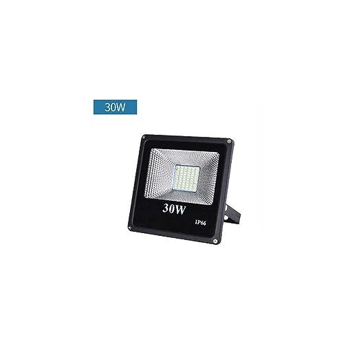 XXZJD Foco LED Proyector, Luz De Trabajo De Luz De Seguridad ...