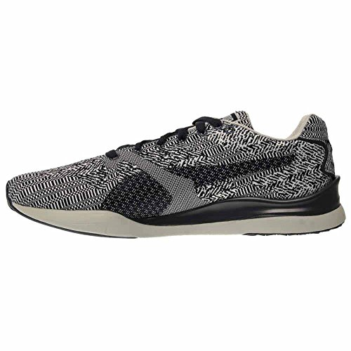 Puma Heren Future Xs500 Swift Geweven Mesh Wit / Peacoat / Grijs Violet Sneaker 8 D (m)