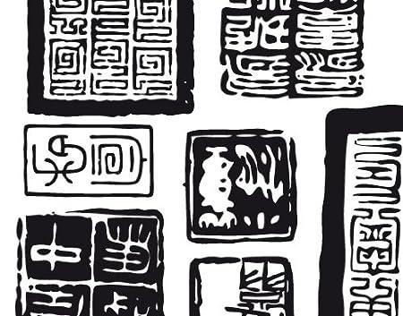 Fenstertattoo No Mw1 Japanische Symbole Japan Schriftzeichen Schrift