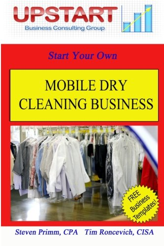 Mobile Dry Cleaning Business ebook