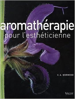 Aromathérapie pour lesthéticienne