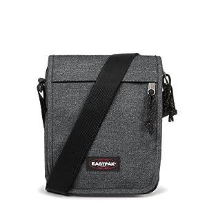 Eastpak Flex Messenger Bag, 23 cm, 3.5 L, Black (Black Denim)