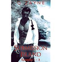 Submission Island 1-3: Spanking, Seduced & Secrets (Cleo & Marcus)