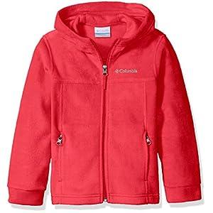Columbia Boys Steens Ii Fleece Hoodie Jacket
