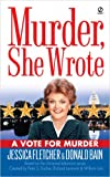 A Vote for Murder (Murder, She Wrote)