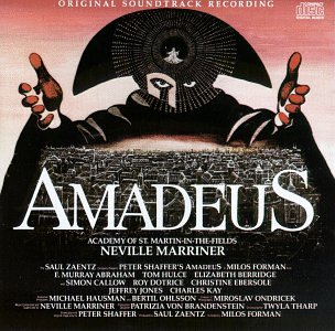 Amadeus: Original Soundtrack Recording by Fantasy