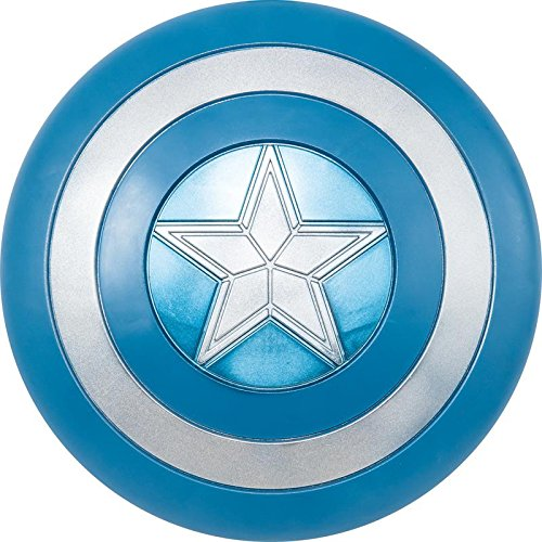 captain america halloween shield - 7