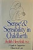 Sense and Sensibility in Childbirth, Judith Hertzfeld, 0393019837
