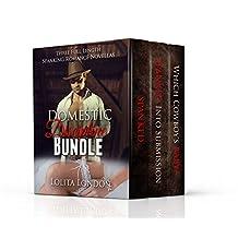 Domestic Discipline Bundle: Full Length Historical Spanking Mail Order Bride Romance Novels