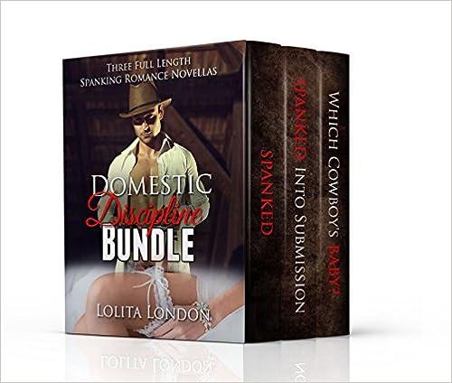 Download di ebook gratis Domestic Discipline Bundle: Full