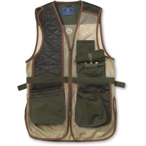 Image of Active Vests Beretta Men's Two Tone Clay Shooting Vest