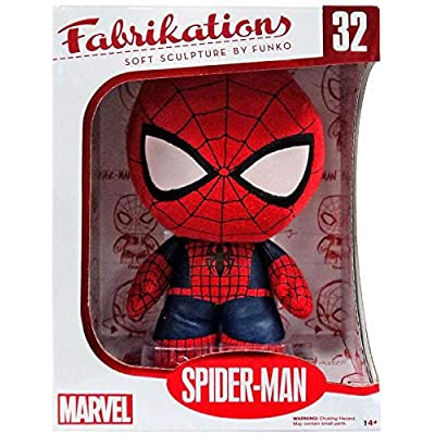 Marvel Collector Corps: Funko Fabrikations - Spider-Man Plush Figure: Toys & Games