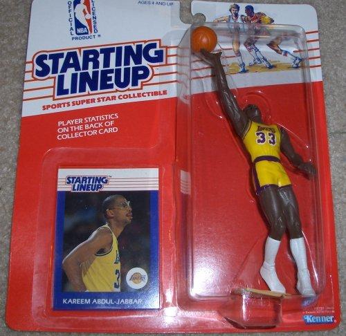 Kareem Abdul-Jabbar 1988 NBA Starting (Starting Lineup)