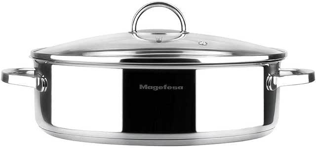MAGEFESA 01PXTAMAG28 01PXTAMAG28-modelo mag TARTERA 288 cm con Tapa, Multicolor: Amazon.es: Hogar