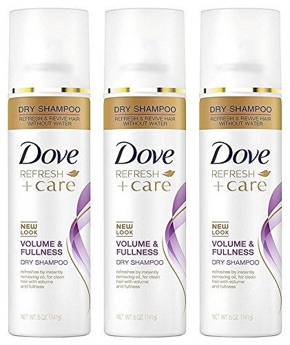 Dove Shampoo Refresh Fullness Ounces