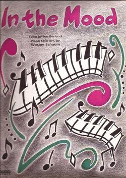 - In the Mood Sheet Music Swing Style Piano Solo