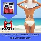 Keto/Ketosis/Ketone/Ketogenic Strips - Low Carb
