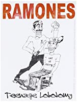 C&D Visionary Ramones Teenage Lobotomy Sticker