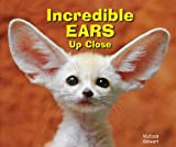Incredible Ears up Close, Melissa Stewart, 1464400814