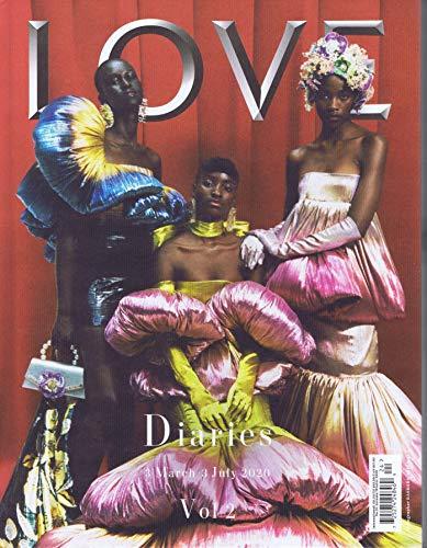 LOVE 最新号 表紙画像