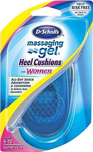 HEEL GEL CUSHIONS 32261 SCH WOMEN