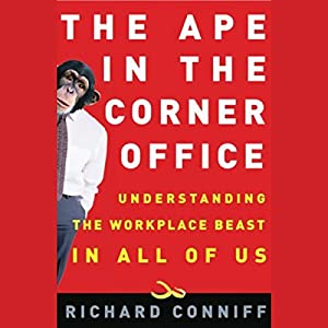 The Ape in the Corner Office Audiobook