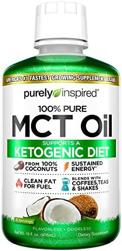 Vitamins & Supplements: Purely Inspired MCT Oil